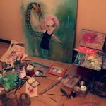 missyucki art work